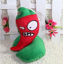 Перчик Оригинальная плюшевая игрушка Растения против зомби из игры Plants vs Zombies