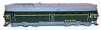 Поезд металлический Автопром (7787)