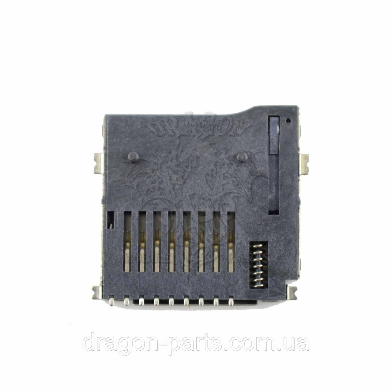 Роз'єм для картки пам'яті (конектор) Nomi Corsa 3 LTE C070030, оригінал
