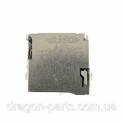Роз'єм для картки пам'яті (конектор) Nomi Corsa 3 LTE C070030, оригінал, фото 2