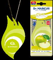 Ароматизатор листочек Dr Marcus Sonic Зеленое яблоко Green Apple