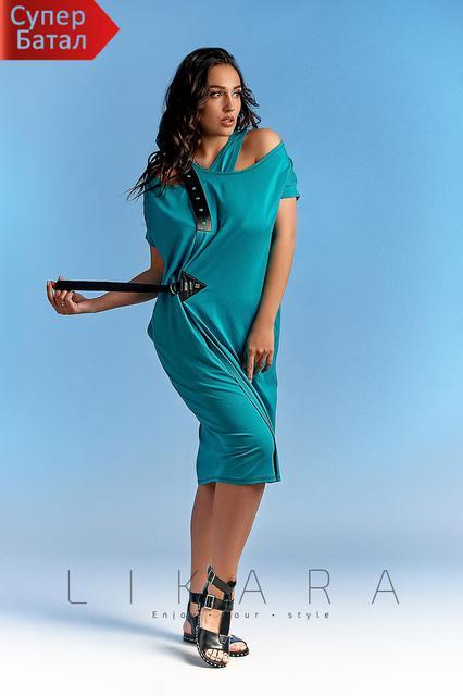 0bac79ca4bc Женская одежда больших размеров в широком ассортименте - будь прекрасной!