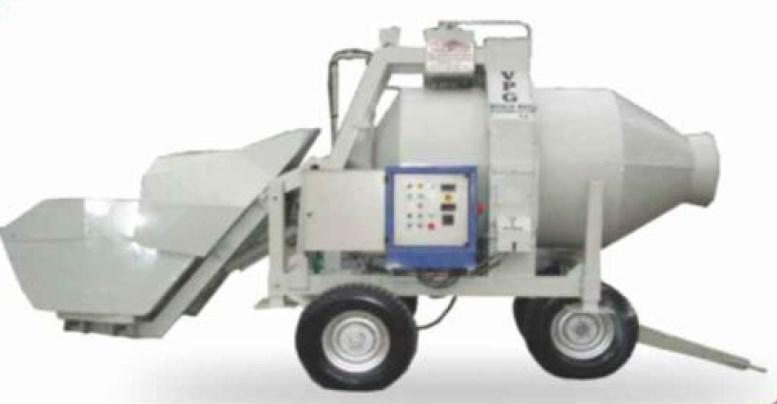Бетоносмесительная установка RM 1050