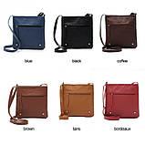 Жіноча сумка-мішок Dotty Black, фото 6