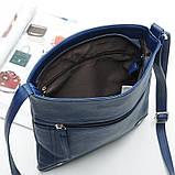 Жіноча сумка-мішок Dotty Black, фото 7