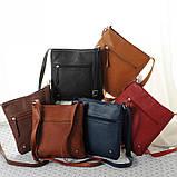 Жіноча сумка-мішок Dotty Black, фото 8