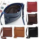Жіноча сумка-мішок Dotty Black, фото 9