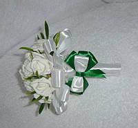 Букет для невесты, ручная работа, фото 1
