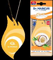Ароматизатор листочек Dr Marcus Sonic кокос  Pinacolada