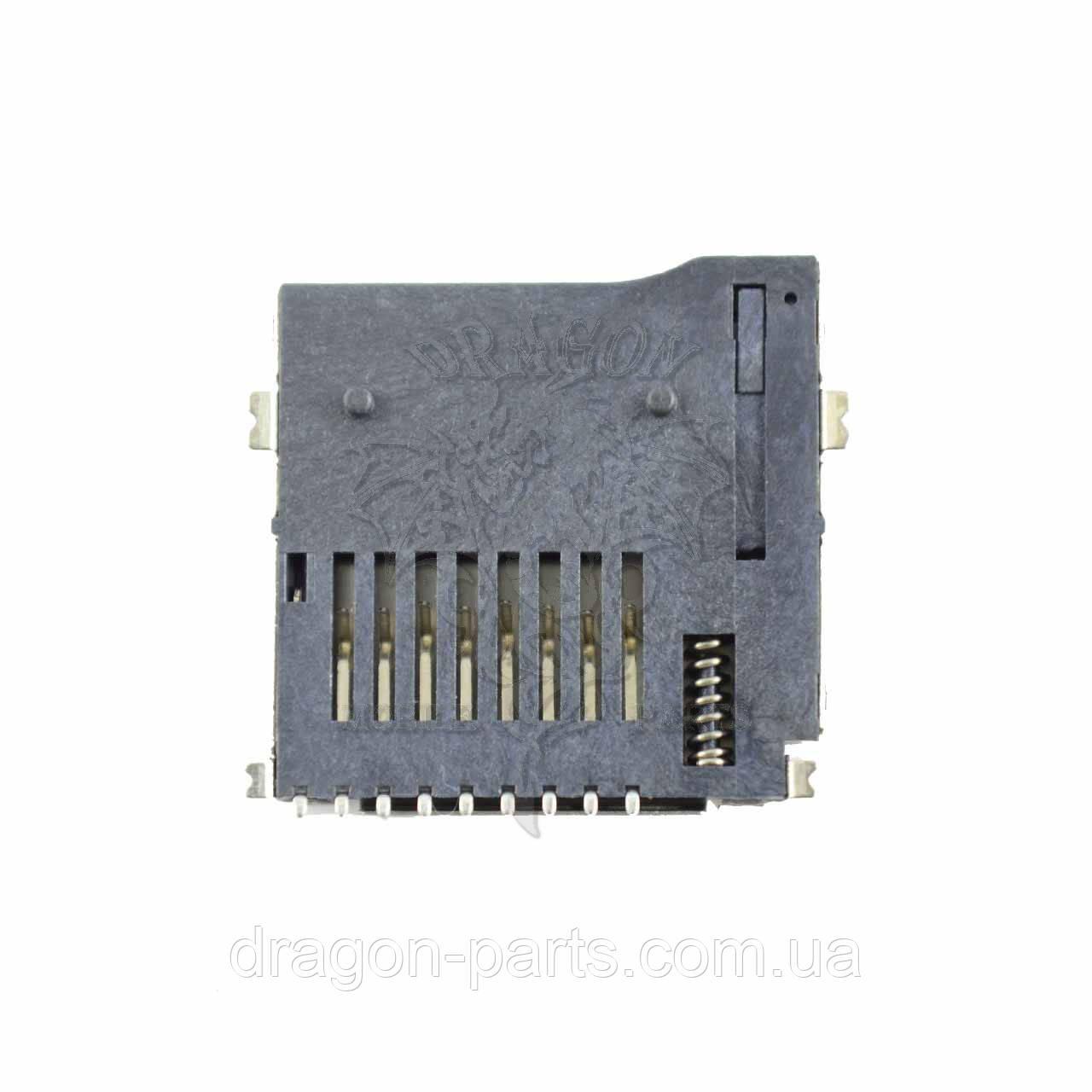 Разъем карты памяти (коннектор) Nomi Ultra 3 LTE C101030, оригинал