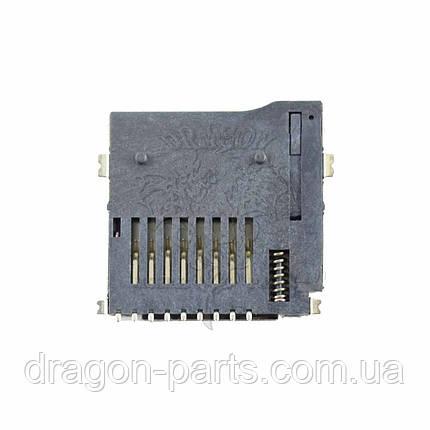 Разъем карты памяти (коннектор) Nomi Ultra 3 LTE C101030, оригинал, фото 2