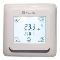 Сенсорный программируемый терморегулятор Castle M8.716