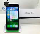 Телефон Apple iPhone 6s 32gb Space Gray Neverlock 9/10, фото 5