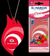Ароматизатор листочек Dr Marcus Sonic красные ягоды Red Fruits