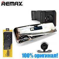 Дзеркало заднього виду з відео реєстратором Remax CX-03, 100% оригінал!