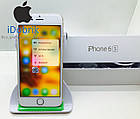 Телефон Apple iPhone 6s 64gb Gold Neverlock 9/10, фото 2