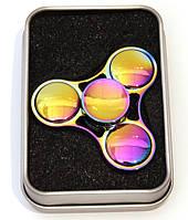 Перламутровый металлический спиннер в футляре (spinner_pearl)