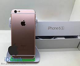 Телефон Apple iPhone 6s 64gb Rose Gold Neverlock 10/10