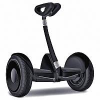Сигвей (SEGWAY) черный найнбот мини гироборд  колеса 10.5 Bluetooth, система Bar Control