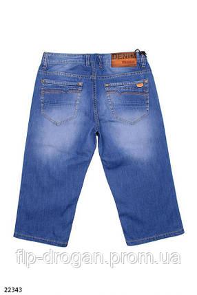Мужские джинсовые шорты! 29 30 31 32 33 36, фото 2