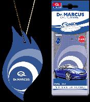 Ароматизатор листочек Dr Marcus Sonic New Car новая машина