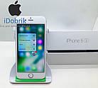 Телефон Apple iPhone 6s 128gb Silver Neverlock 9/10, фото 2