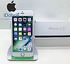 Телефон Apple iPhone 6s 128gb Silver Neverlock 9/10, фото 3