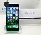 Телефон Apple iPhone 6s 128gb Space Gray Neverlock 9/10, фото 2