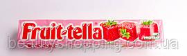 Fruittella фрутелла жевательные кубики со вкусом клубники