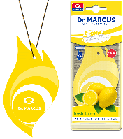 Ароматизатор листочек Dr Marcus Sonic Fresh Lemon лимон