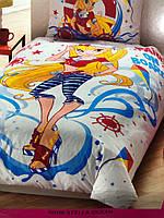 Подростковое постельное белье TAC Турция Винкс