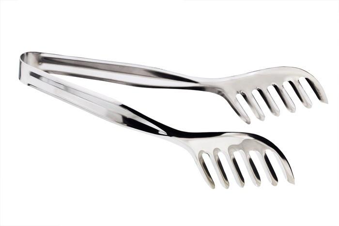Щипцы нержавеющие для спагети L 240 мм (шт)