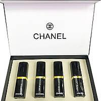 Набор помад Chanel 4 штук  (240шт/ящик)