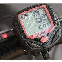 Проводной велокомпьютер SunDing SB-318