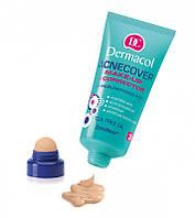 Dermacol Acnecover Make-up and Corrector Тональный крем с корректором для проблемной кожи №2 33 мл