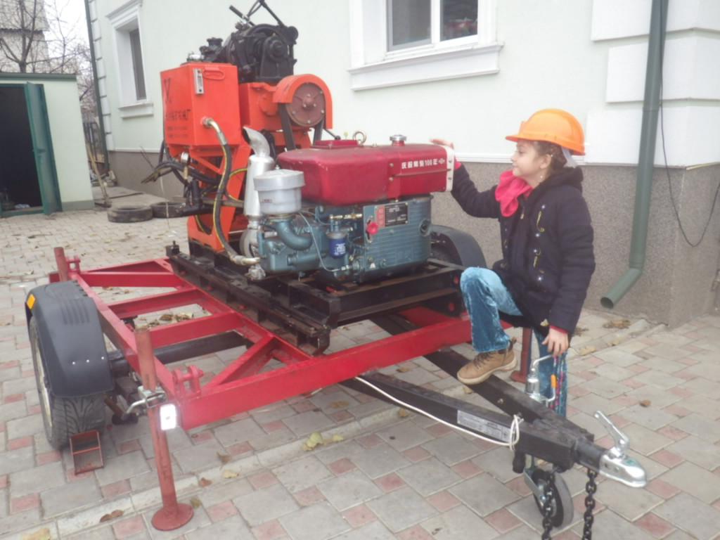 Буровое оборудование -1