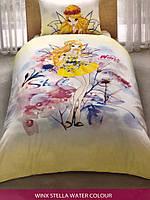 Подростковое постельное белье TAC Турция Винкс Стелла
