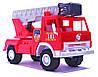 Игрушечная машинка К-маз Х2 Пожарная машина (027) Орион