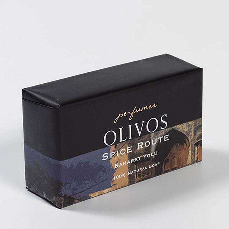 Оливковое натуральное мыло Spice Route Olivos Perfumes .250г