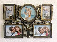 Мультирамка для фотографий на стену Tree (35)
