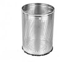 Корзина нержавеющая перфорированная для мусора V 5000 мл;H 260 мм (шт)