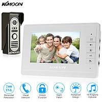 Видеодомофон KKMOON S945 EU цветной 7 дюймов