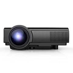 LED проектор TENKER Q5, 1500 Lum, Full HD, HDMI, USB и SD