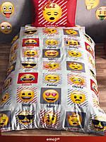Подростковое постельное белье TAC Турция Эмодзи