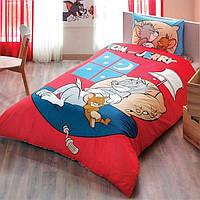 Подростковое постельное белье TAC Турция Том и Джери