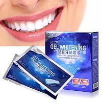 Отбеливающие полоски для зубов Ultra Gel Whitening strips kit