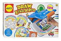 Набор для творчества Студия юного художника ALEX® Toys - Young Artist Studio Draw Like A Pro