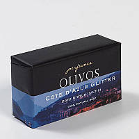 Оливковое натуральное мыло Cote Dazur Glitter / Сияние Кот-д'Азура /Olivos Perfumes .250г