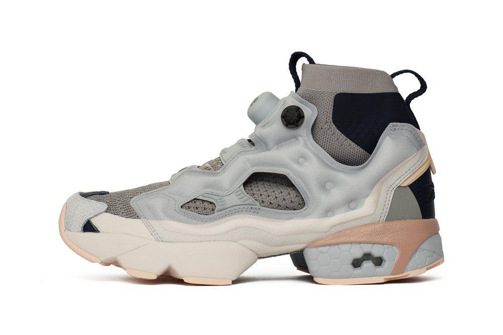 e606f0c0740468 Оригинальные мужские кроссовки Reebok InstaPump Fury Ultraknit DP , фото 1
