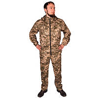 Камуфляжный костюм с капюшоном UkrCamo КПС 48р. Пиксель светлый